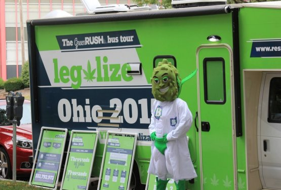 Ohio Voters Reject Responsible Ohio's Approach To Cannabis Legalization